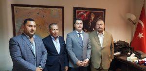 توثيق العلاقات بين العراق وتركيا