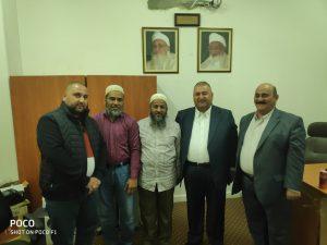 زيارة شركة المسرة لجمهورية مصر العربية